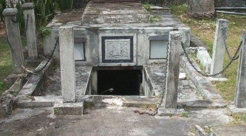Barbados kripta