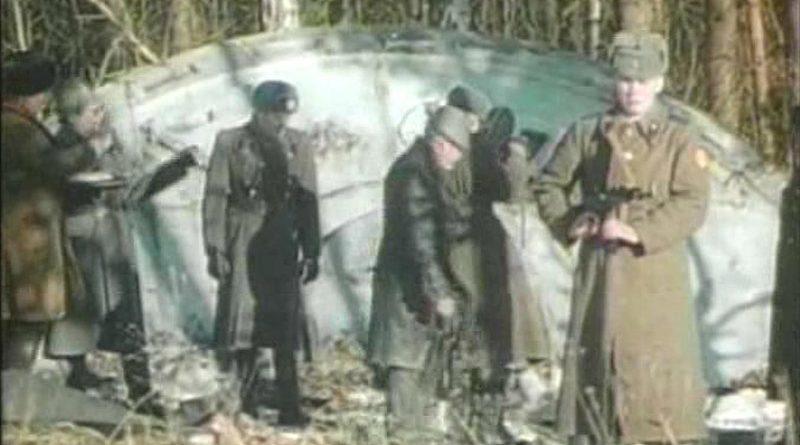 A KGB titkos UFO ajtái