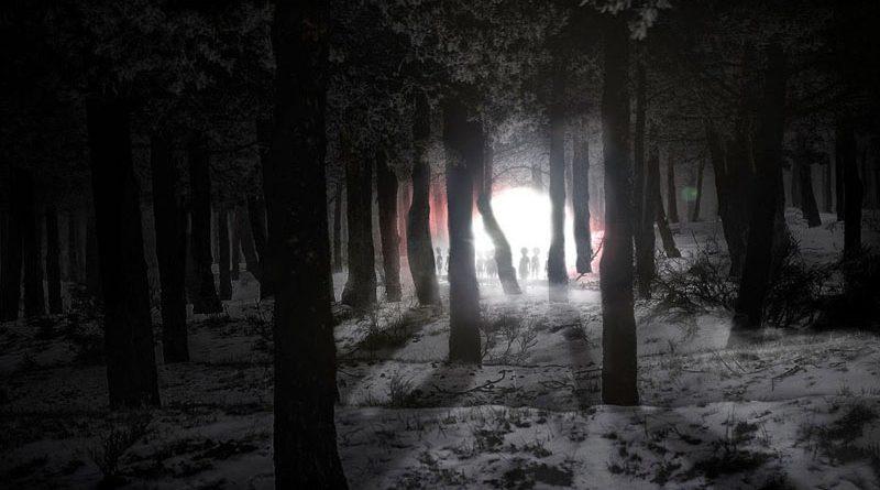 Randlesham erdő rejtélye