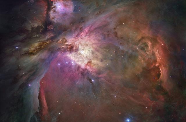 Csillagok bölcsője a Orion-köd