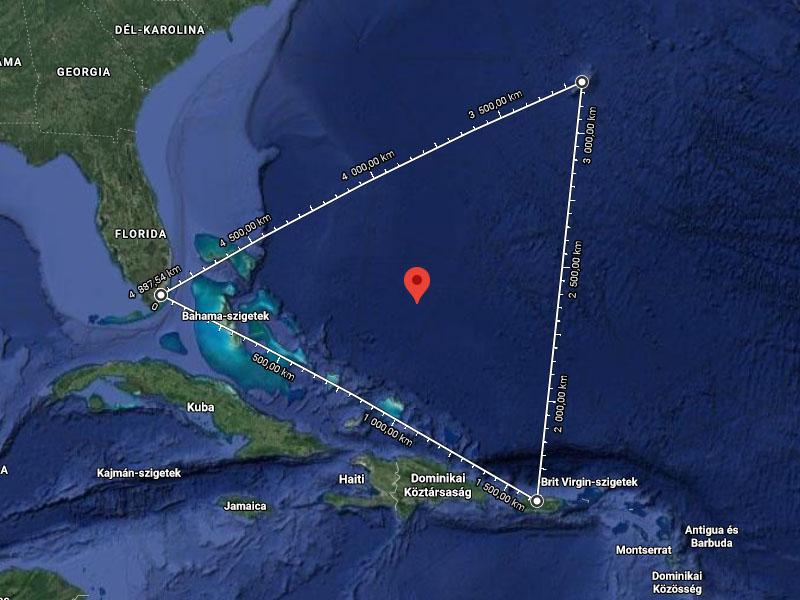 Bermuda háromszög